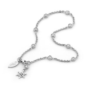 Snow Goddess Anklet