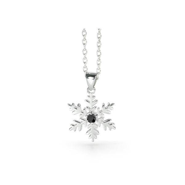 Snowflake Necklace for a Snow Goddess 2
